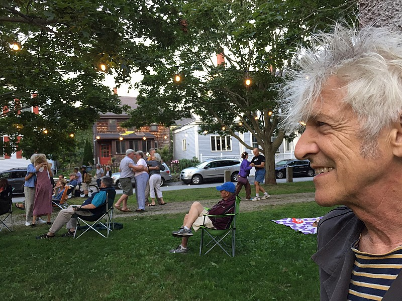 Music on the Meetinghouse Green 2017 Comes to an End