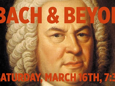 Bach And Beyond