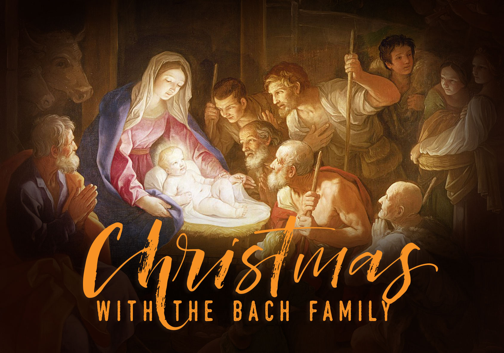 Christmas With The Bach Family