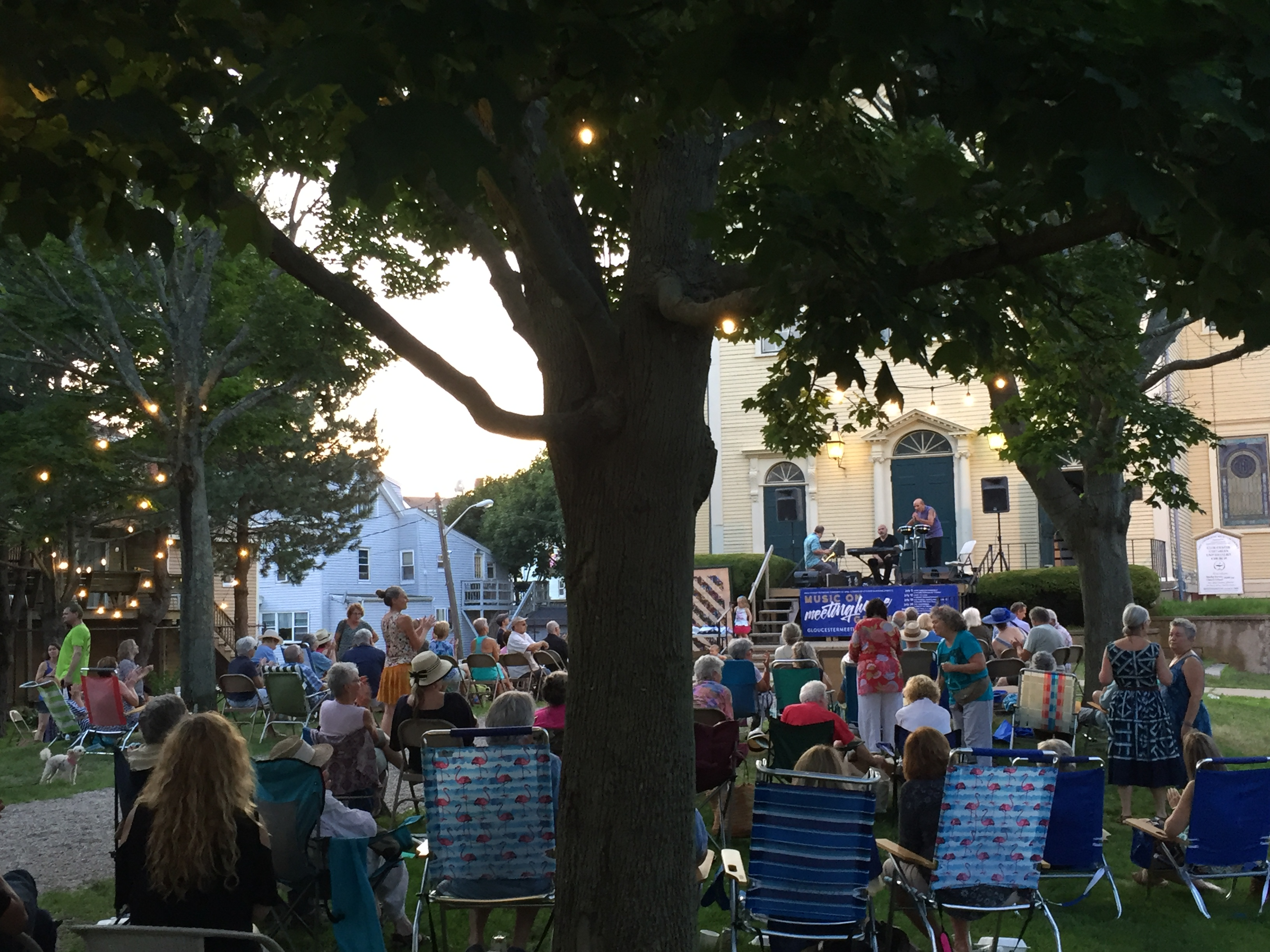 Music on Meetinghouse Green