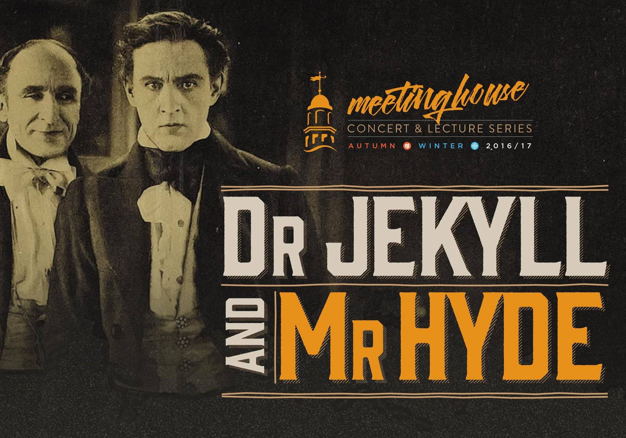 Dr. Jeckyl & Mr. Hyde