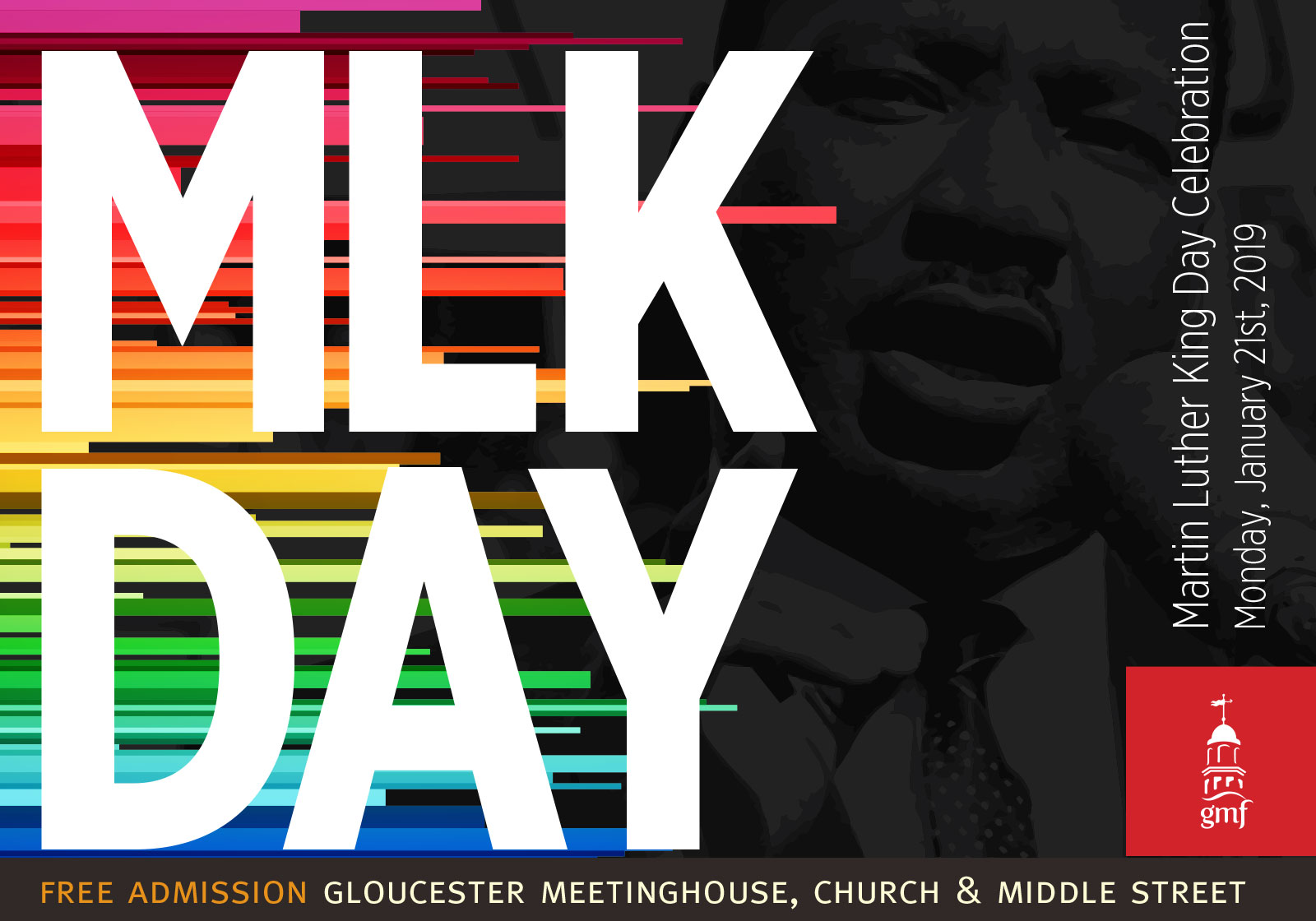 Martin Luther King Day Celebration Gloucester Meetinghouse Foundation