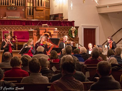 Musicians Of The Old Post Road, Holiday Concert